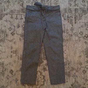 Gray Loft dress pants